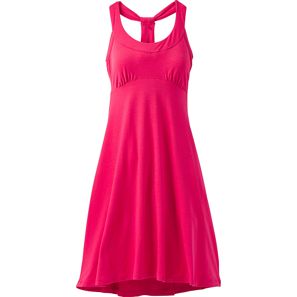 PrAna Cali Dress L - Cosmo Pink - PrAna Womens Apparel - Apparel & Footwear, Women's Apparel