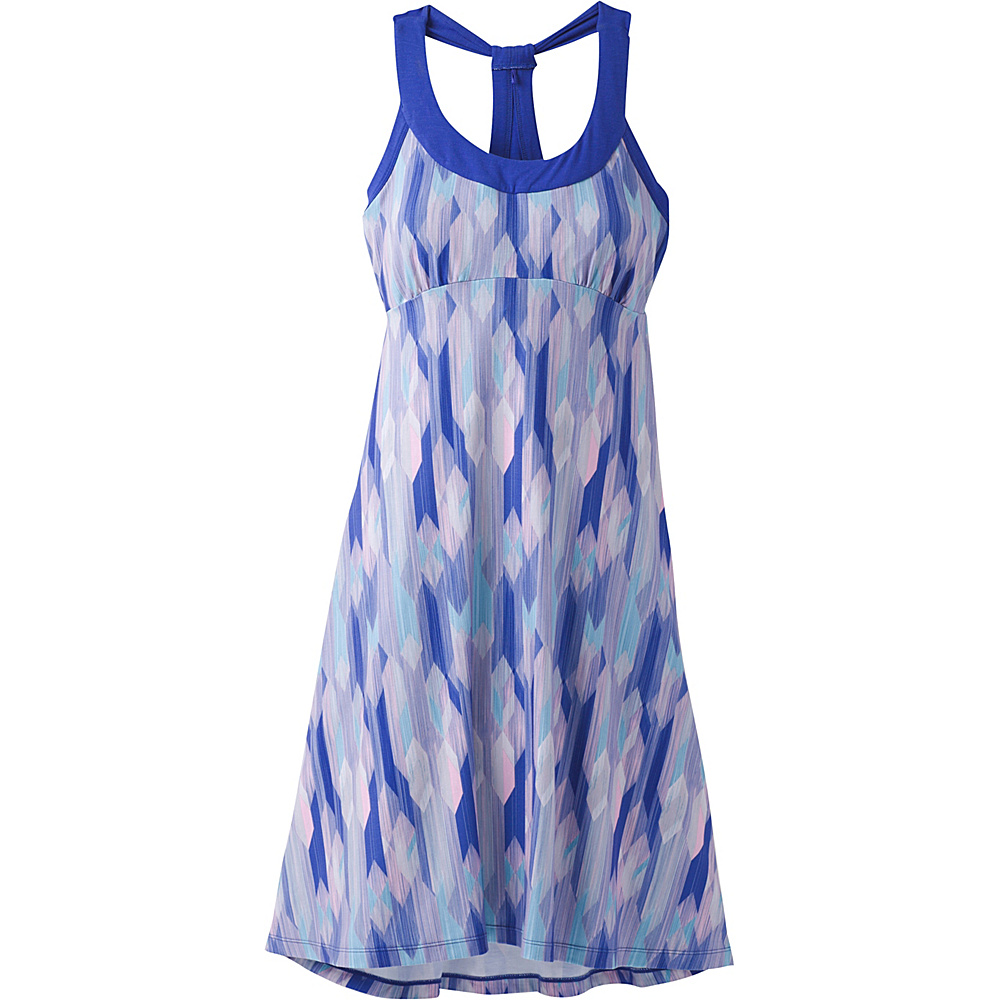 PrAna Cali Dress S - Lavender Gemstone - PrAna Womens Apparel - Apparel & Footwear, Women's Apparel