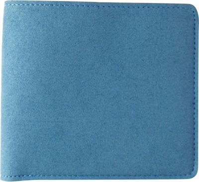 Mad Rabbit Kicking Tiger Diego Wallet Lake Blue - Mad Rabbit Kicking Tiger Men's Wallets