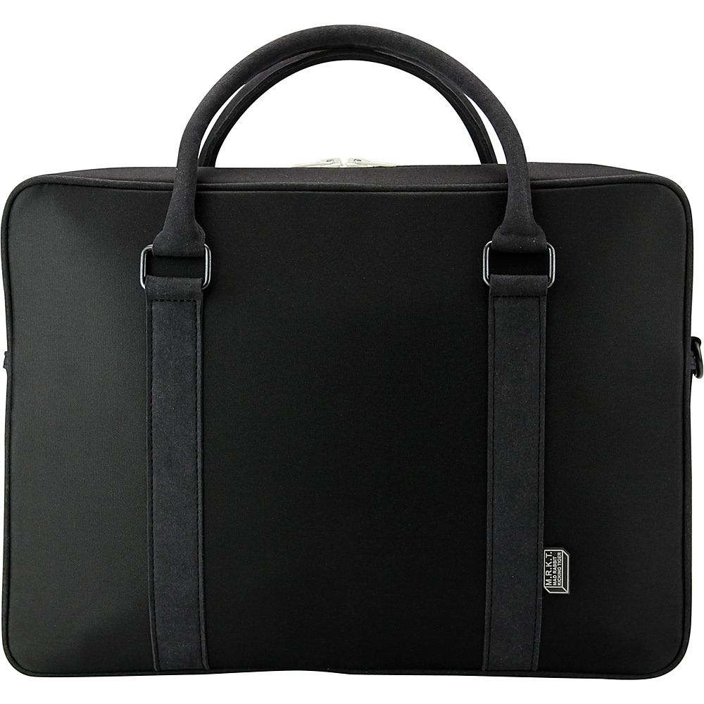 Mad Rabbit Kicking Tiger Martin Briefcase Black Steel Mad Rabbit Kicking Tiger Non Wheeled Business Cases