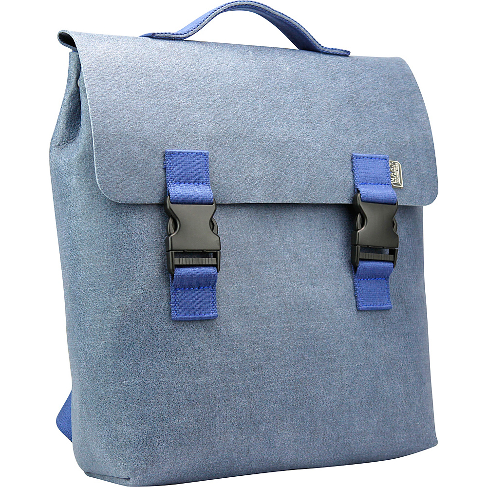 Mad Rabbit Kicking Tiger Carter Backpack Skyscraper Blue Mad Rabbit Kicking Tiger Laptop Backpacks