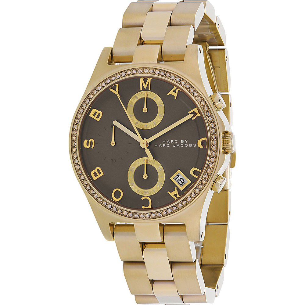 Marc Jacobs Watches Women's Henry Watch Grey - Marc Jacobs Watches Watches