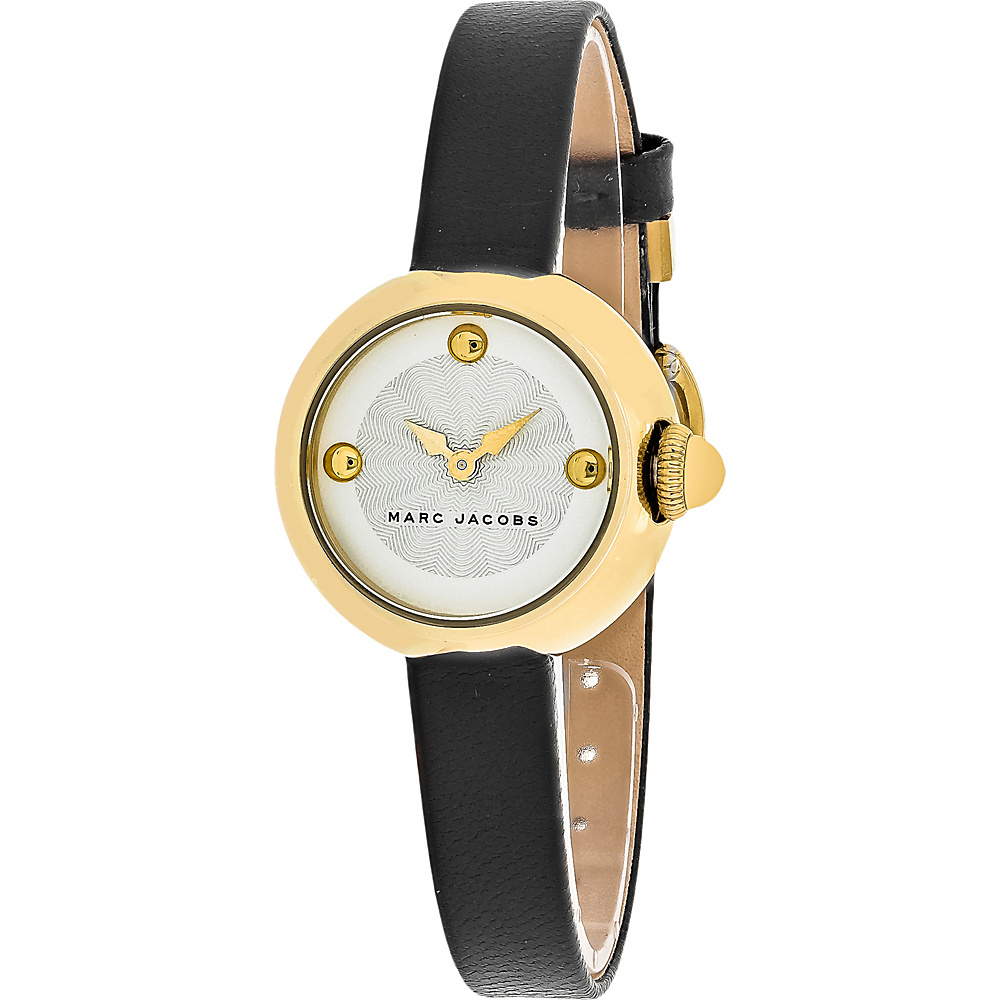 Marc Jacobs Watches Women's Courtney Watch Black - Marc Jacobs Watches Watches