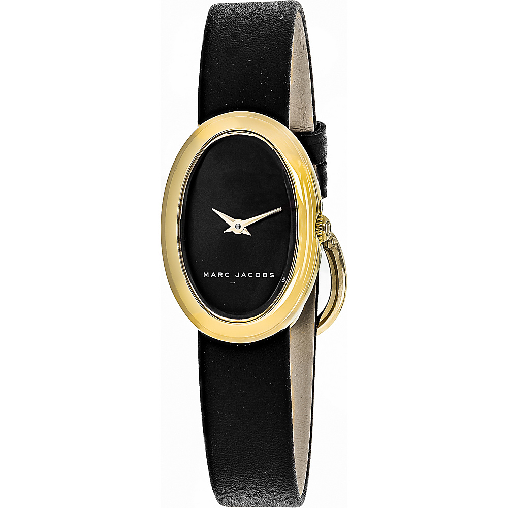 Marc Jacobs Watches Women's Cicely Watch Black - Marc Jacobs Watches Watches