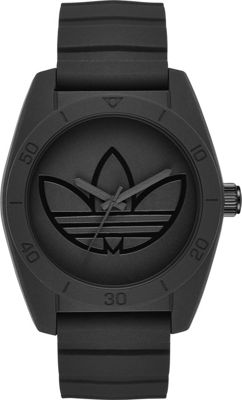 adidas watches adidas watches Santiago Three-Hand Watch Black - adidas watches Watches