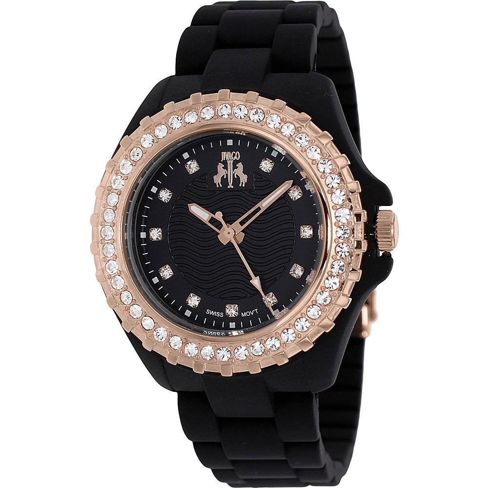 Jivago Watches Women s Cherie Watch Black Jivago Watches Watches