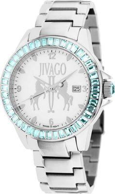 Jivago Watches Women's Folie Watch White - Jivago Watches Watches