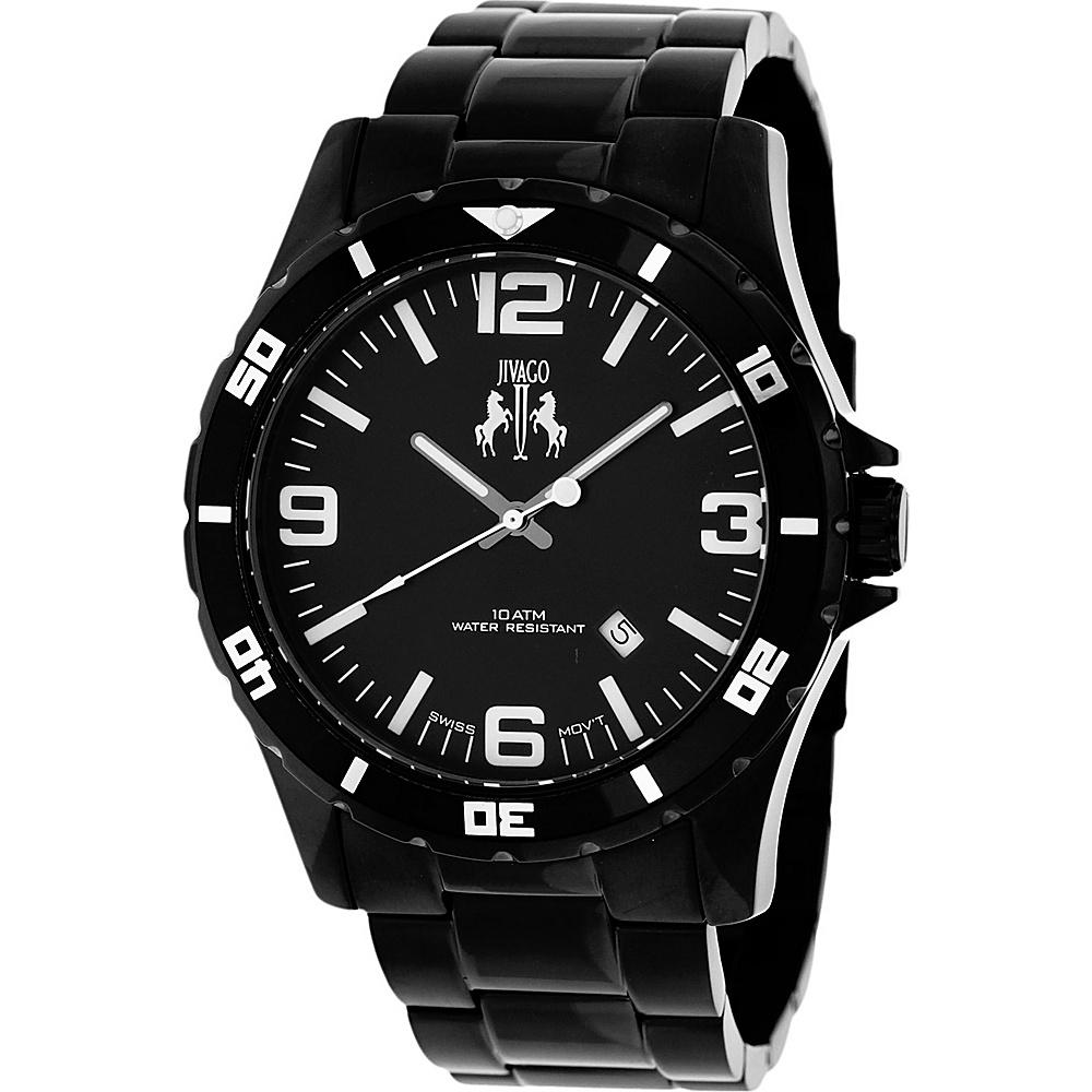 Jivago Watches Men s Ultimate Watch Black Jivago Watches Watches