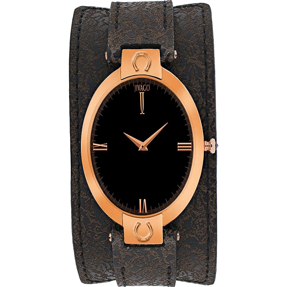 Jivago Watches Women s Good Luck Watch Black Jivago Watches Watches