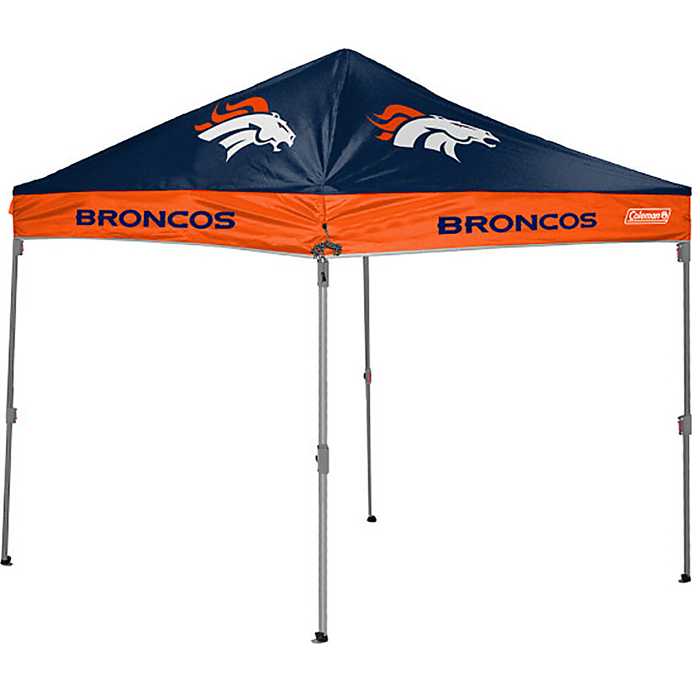 Rawlings Sports NFL 10x10 Canopy Denver Broncos Rawlings Sports Outdoor Accessories