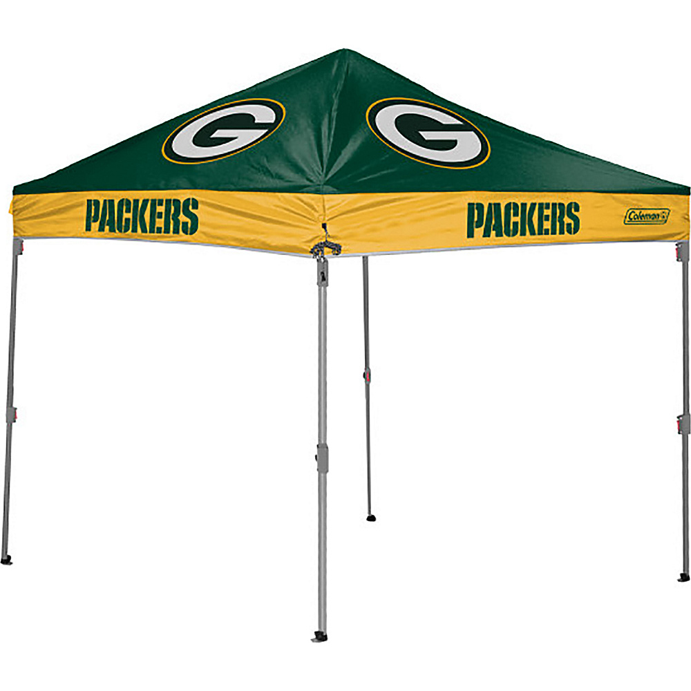 Rawlings Sports NFL 10x10 Canopy Green Bay Packers Rawlings Sports Outdoor Accessories