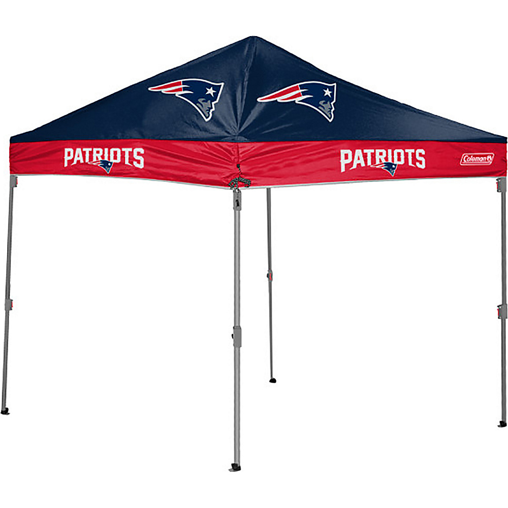 Rawlings Sports NFL 10x10 Canopy New England Patriots Rawlings Sports Outdoor Accessories