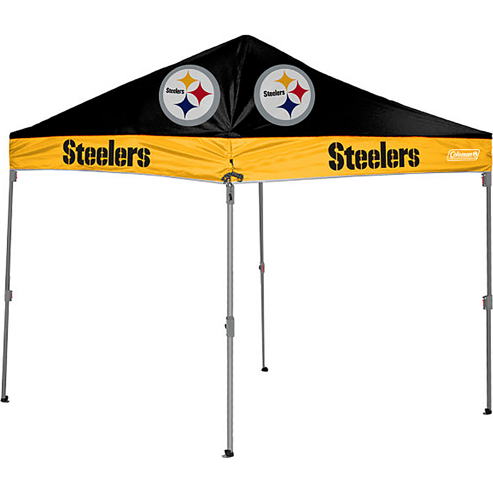 Rawlings Sports NFL 10x10 Canopy Pittsburgh Steelers Rawlings Sports Outdoor Accessories