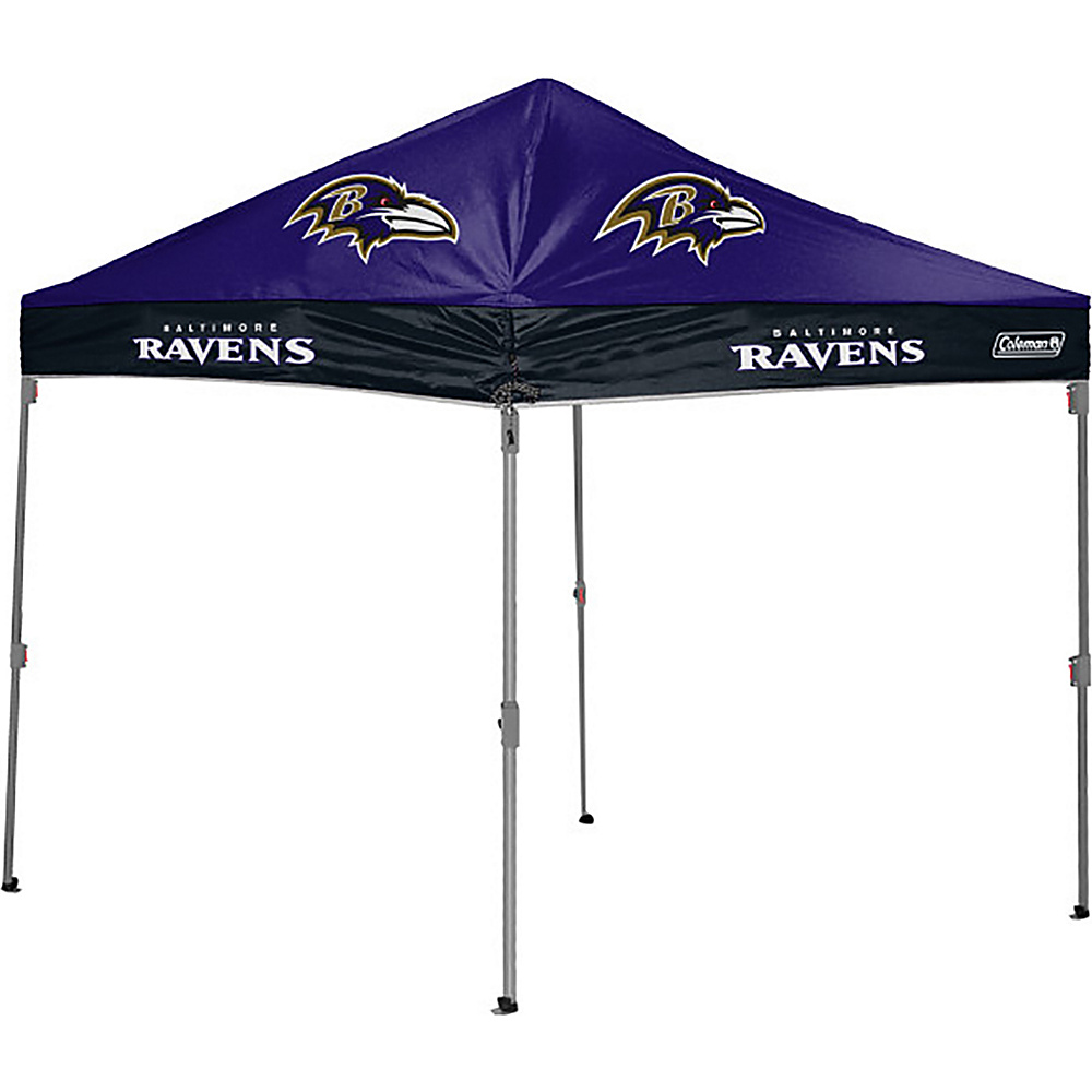 Rawlings Sports NFL 10x10 Canopy Baltimore Ravens Rawlings Sports Outdoor Accessories
