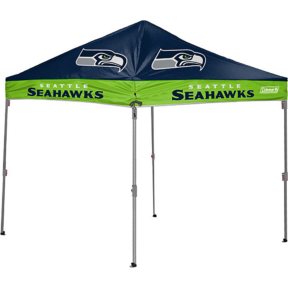 Rawlings Sports NFL 10x10 Canopy Seattle Seahawks Rawlings Sports Outdoor Accessories