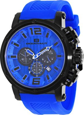 Oceanaut Watches Men's Spider Watch Blue - Oceanaut Watches Watches