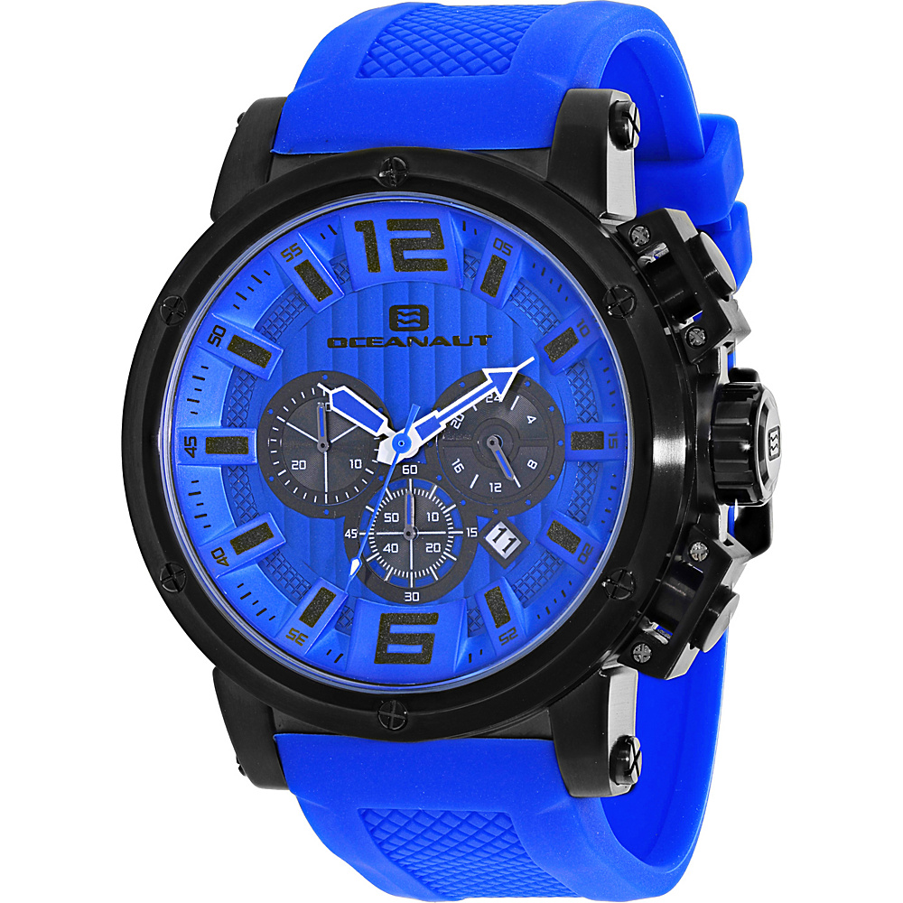 Oceanaut Watches Men s Spider Watch Blue Oceanaut Watches Watches