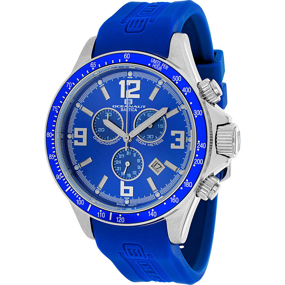 Oceanaut Watches Men s Baltica Watch Blue Oceanaut Watches Watches