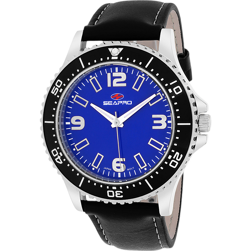 Seapro Watches Men s Tideway Watch Blue Seapro Watches Watches