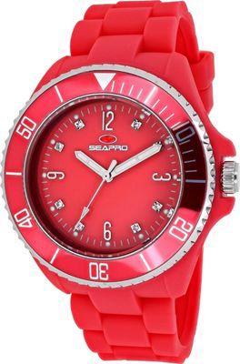 Seapro Watches Women's Sea Bubble Watch Pink - Seapro Watches Watches