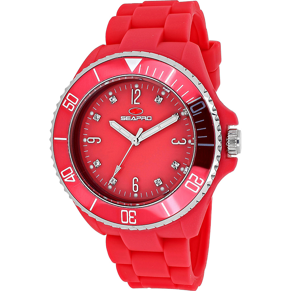 Seapro Watches Women s Sea Bubble Watch Pink Seapro Watches Watches