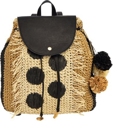 Tommy Bahama Handbags Tommy Bahama Mama Backpack Black Mu...