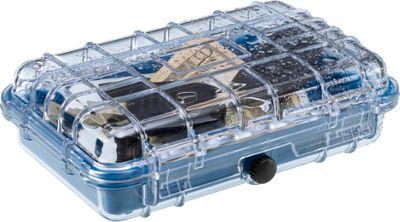 Lewis N. Clark WaterSeals Waterproof Hardcase Blue - Lewis N. Clark Electronic Cases