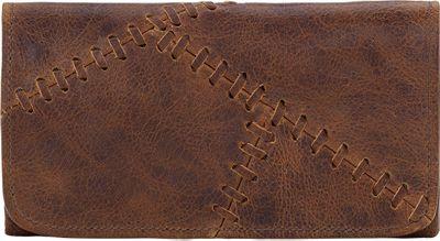 TrueLu The Harlow Wallet Chestnut / Clay - TrueLu Women's Wallets