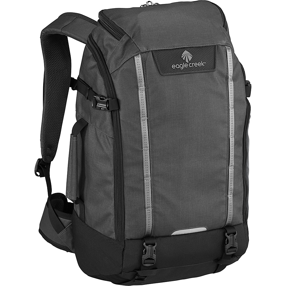 Eagle Creek Mobile Office Backpack Asphalt - Eagle Creek Laptop Backpacks - Backpacks, Laptop Backpacks