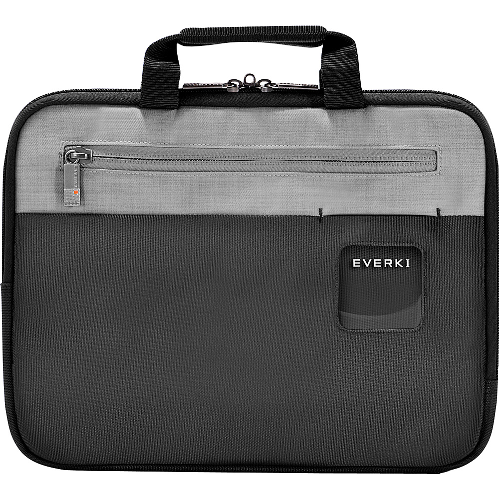 Everki ContemPRO 11.6 Laptop Sleeve w Memory Foam Black Everki Electronic Cases