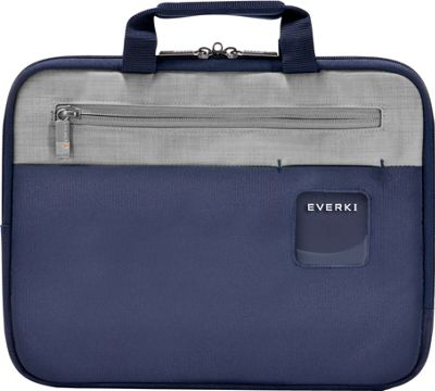 Everki ContemPRO 11.6 inch Laptop Sleeve w/ Memory Foam Navy - Everki Electronic Cases
