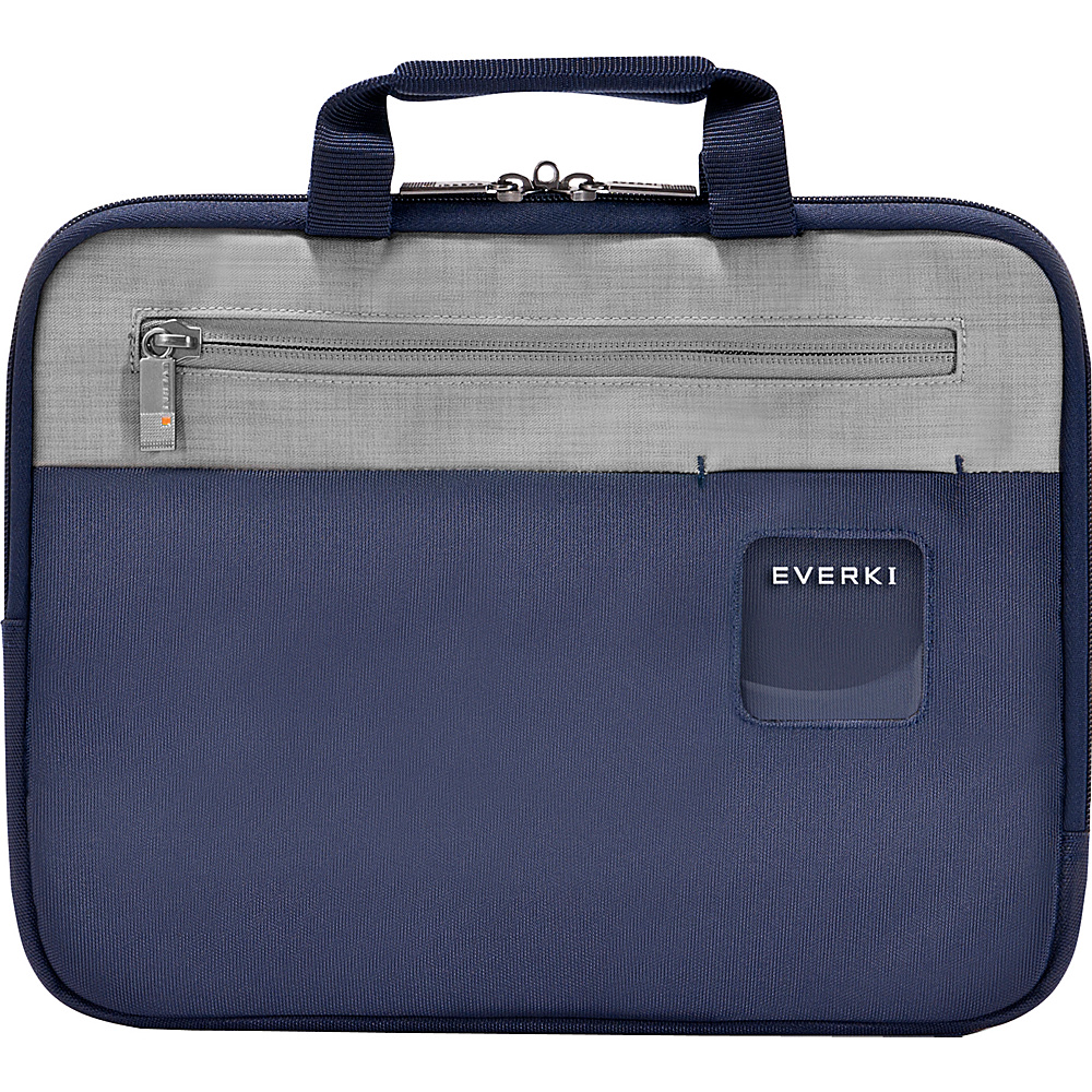 Everki ContemPRO 11.6 Laptop Sleeve w Memory Foam Navy Everki Electronic Cases