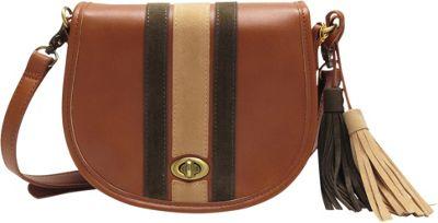 Like Dreams Jessica Crossbody Camel - Like Dreams Manmade Handbags