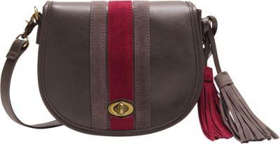 Like Dreams Jessica Crossbody Grey - Like Dreams Manmade Handbags