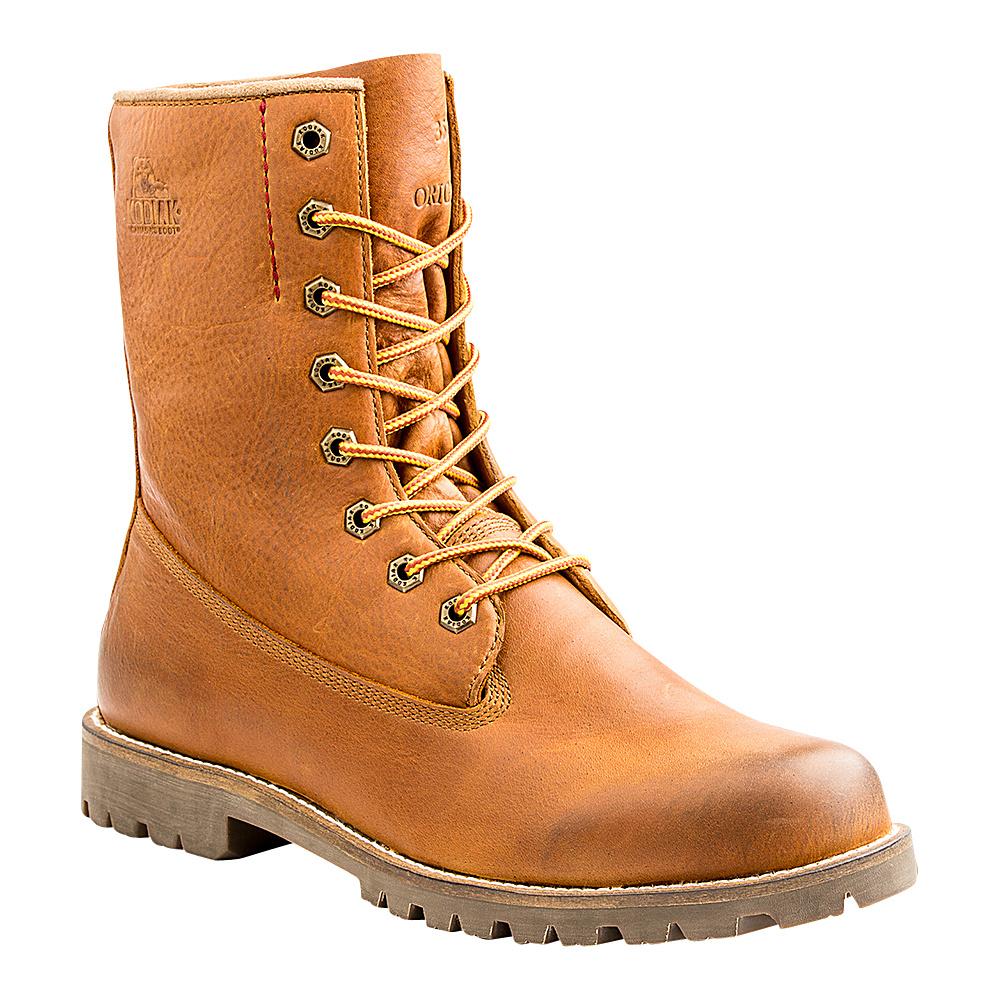 Kodiak Heritage Boot 8 - Caramel - Kodiak Mens Footwear - Apparel & Footwear, Men's Footwear