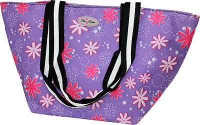 Taboo Fashions Fantasy Tote Bag Petal Pusher - Taboo Fashions Fabric Handbags