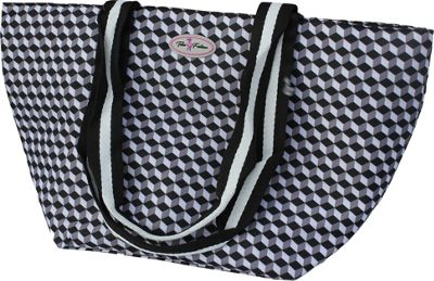 Taboo Fashions Fantasy Tote Bag Mind Maze - Taboo Fashions Fabric Handbags