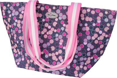 Taboo Fashions Fantasy Tote Bag Poppin' Bottles - Taboo Fashions Fabric Handbags