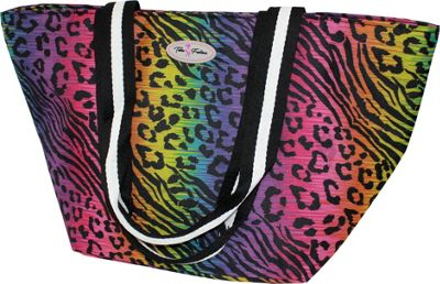Taboo Fashions Fantasy Tote Bag Mating Call - Taboo Fashions Fabric Handbags