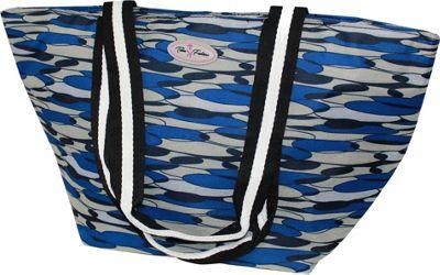 Taboo Fashions Fantasy Tote Bag Skinny Dippin - Taboo Fashions Fabric Handbags