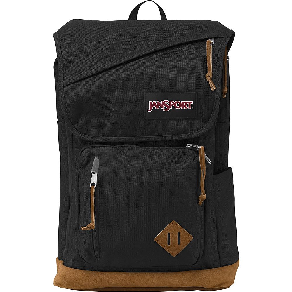 JanSport Hensley Backpack- Sale Colors Black - JanSport Business & Laptop Backpacks