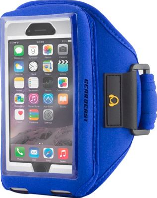 Gear Beast Smartphone Compatible Armband Blue - iPhone 6 - Gear Beast Electronic Cases