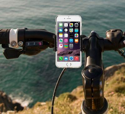 Gear Beast Universal Bike Phone Mount Black - Gear Beast Sports Accessories