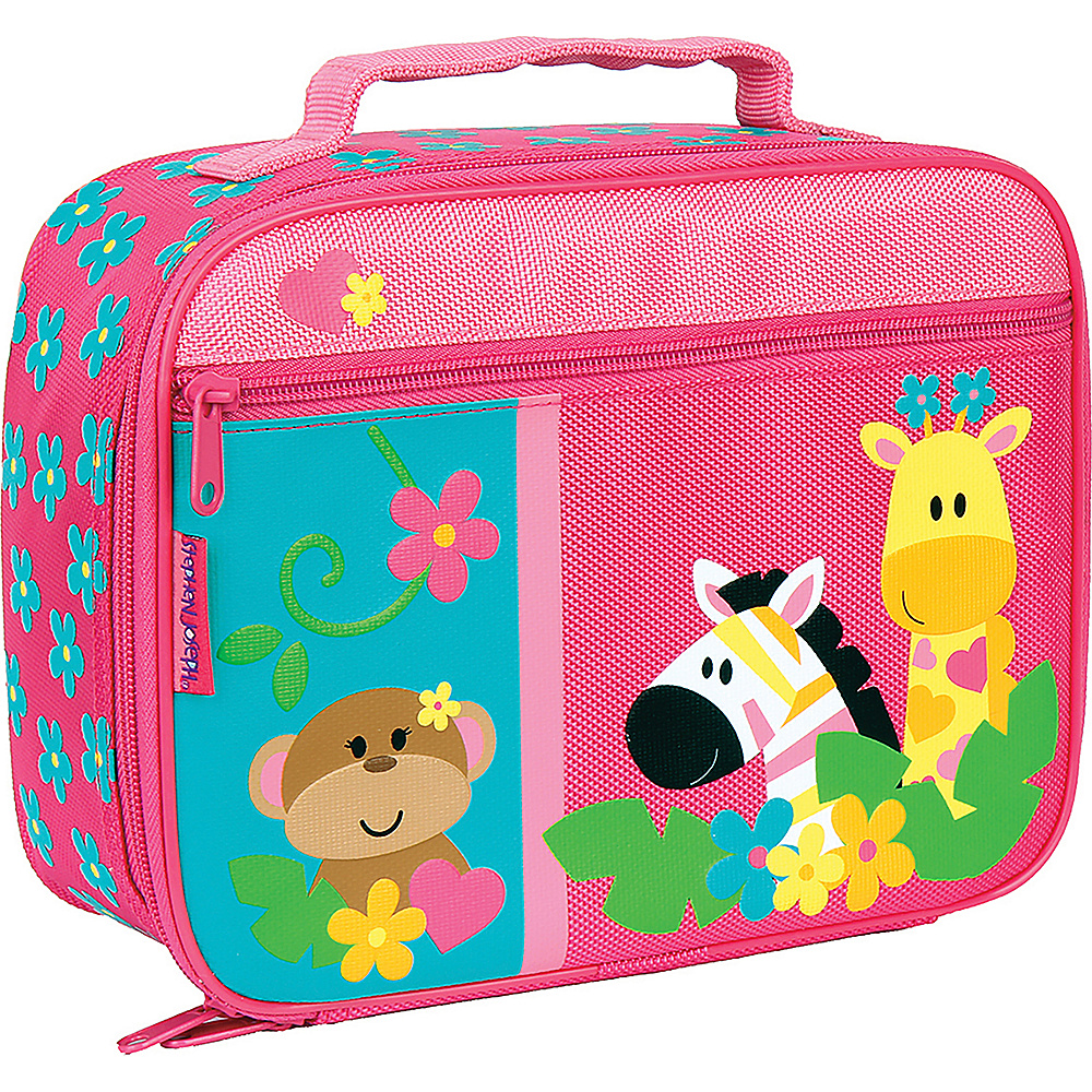 Stephen Joseph Lunchbox Zoo - Girl - Stephen Joseph Travel Coolers - Travel Accessories, Travel Coolers