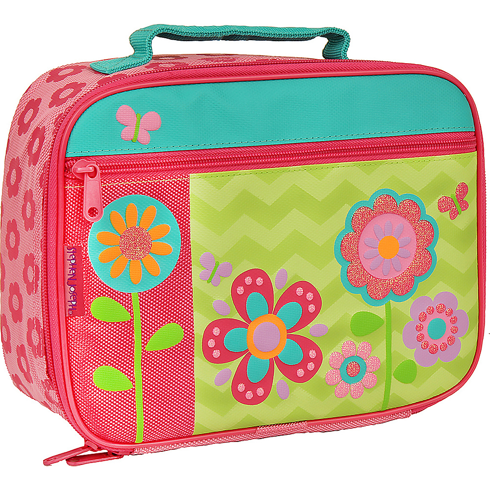 Stephen Joseph Lunchbox Flower - Stephen Joseph Travel Coolers - Travel Accessories, Travel Coolers