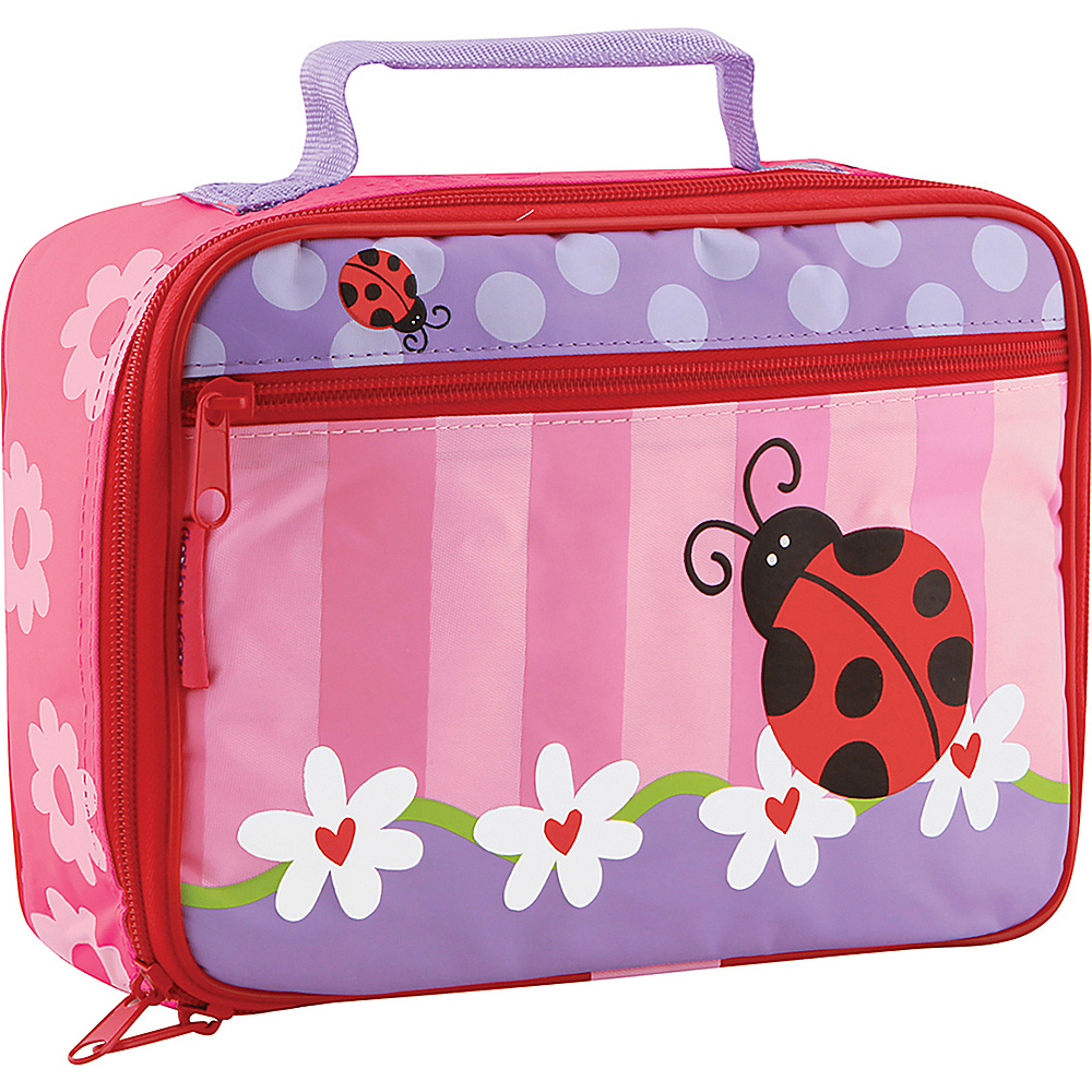 Stephen Joseph Lunchbox Ladybug - Stephen Joseph Travel Coolers - Travel Accessories, Travel Coolers
