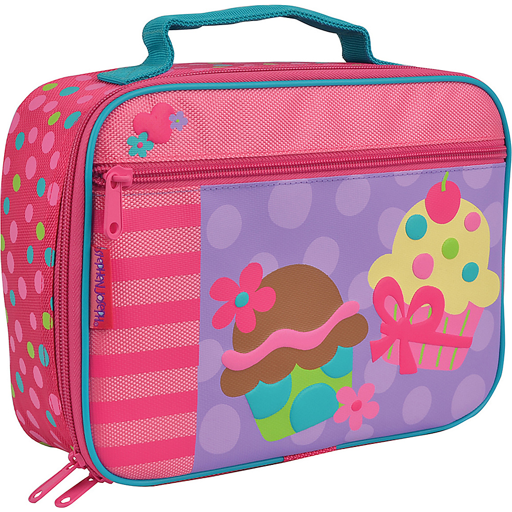 Stephen Joseph Lunchbox Cupcake - Stephen Joseph Travel Coolers - Travel Accessories, Travel Coolers