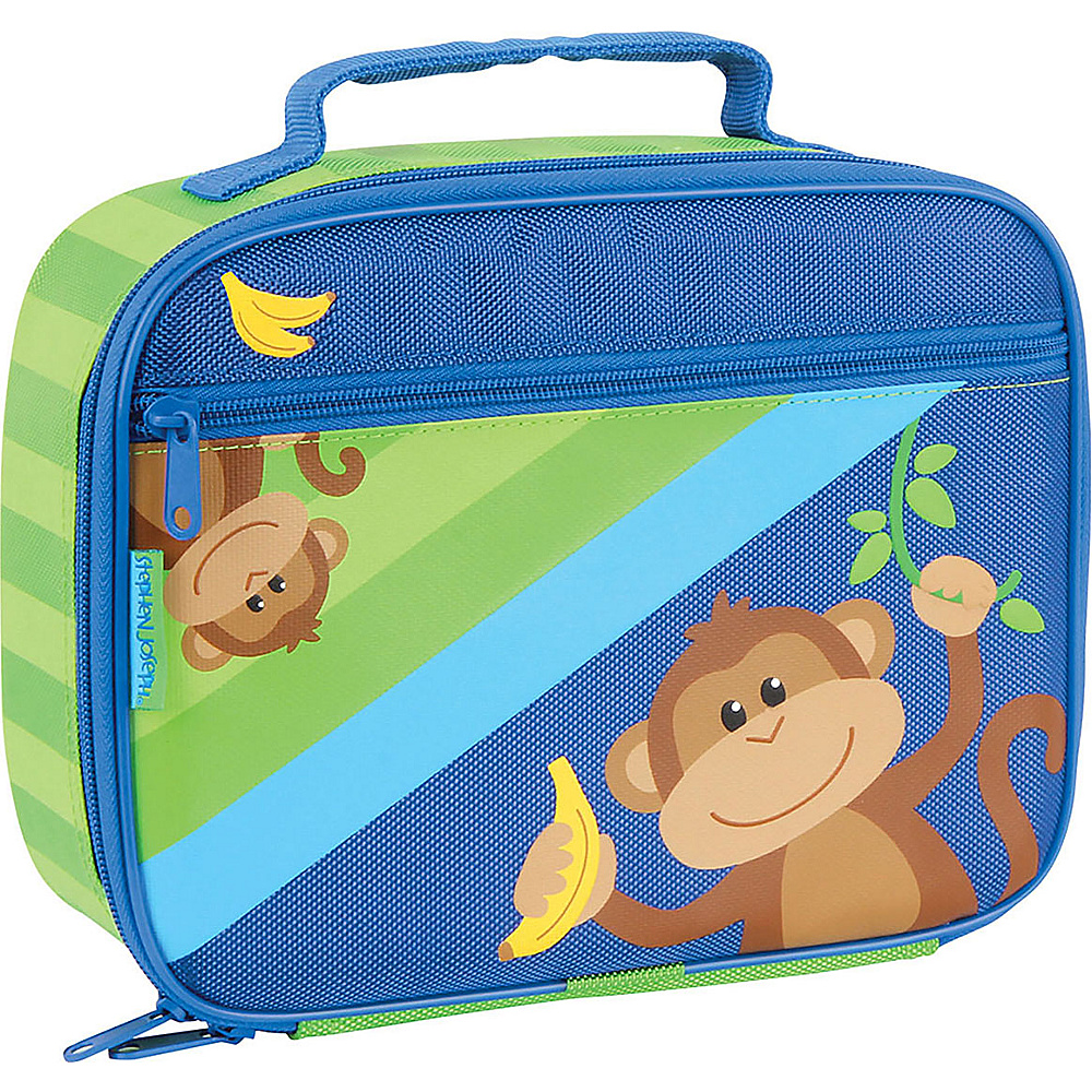 Stephen Joseph Lunchbox Monkey - Boy - Stephen Joseph Travel Coolers - Travel Accessories, Travel Coolers