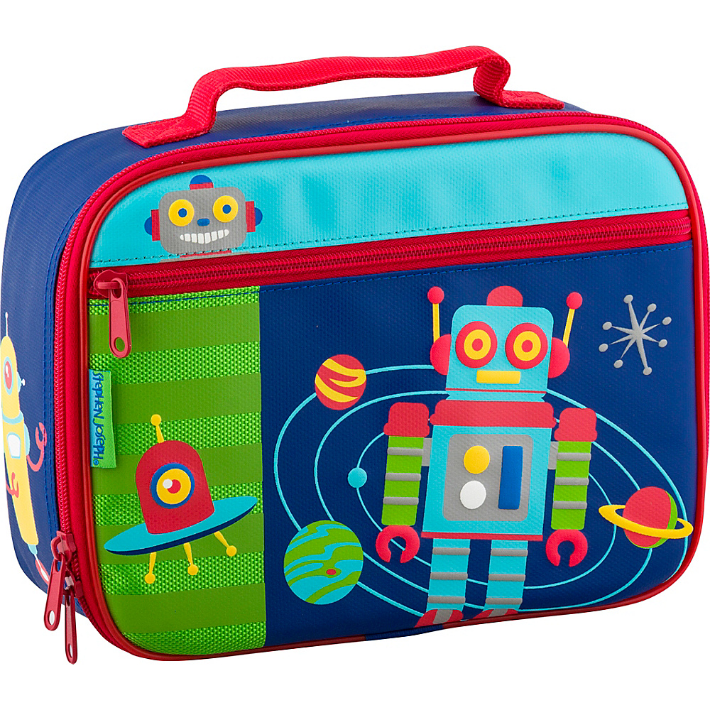 Stephen Joseph Lunchbox Robot - Stephen Joseph Travel Coolers - Travel Accessories, Travel Coolers