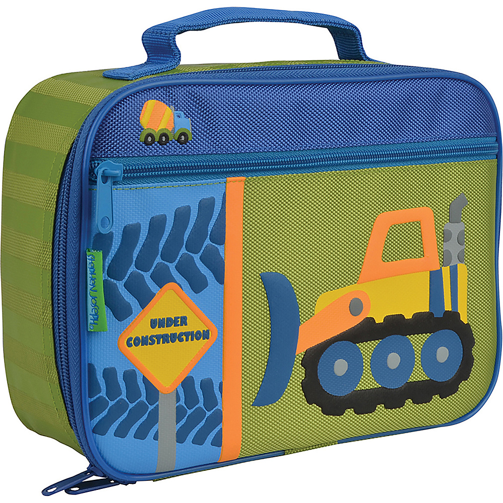 Stephen Joseph Lunchbox Construction - Stephen Joseph Travel Coolers - Travel Accessories, Travel Coolers
